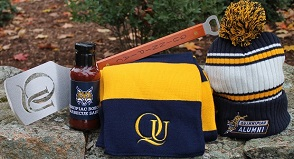 Quinnipiac Alumni Merchandise On Sale Now